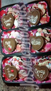 Chocolate Heart Box ~ Assorted