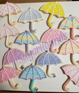 April Showers Umbrellas