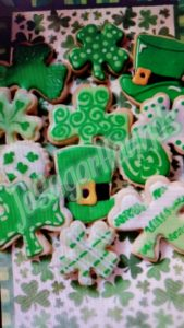 St. Patty's Day Cookie Assortment
